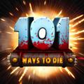 101 Ways to Die PlayStation 4 Front Cover