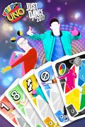 Uno: Just Dance Theme Xbox One Front Cover 2nd version