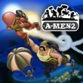 A-Men 2 PlayStation 3 Front Cover