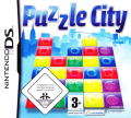 Puzzle City Nintendo DS Front Cover
