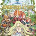 Adventures of Mana PS Vita Front Cover