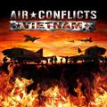 Air Conflicts: Vietnam PlayStation 3 Front Cover
