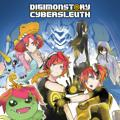 Digimon Story: Cyber Sleuth PlayStation 4 Front Cover