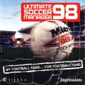 Ultimate Soccer Manager 98 Windows Front Cover