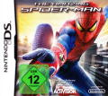 The Amazing Spider-Man Nintendo DS Front Cover