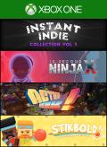 Instant Indie Collection: Vol. 3 Xbox One Front Cover