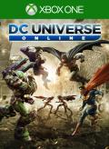 DC Universe Online Xbox One Front Cover 1st version