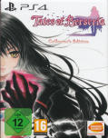 Tales of Berseria (Collector's Edition) PlayStation 4 Front Cover
