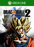 Dragon Ball: Xenoverse 2 Xbox One Front Cover first version