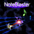 NoteBlaster iPad Front Cover