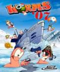 Worms 2007 J2ME Front Cover