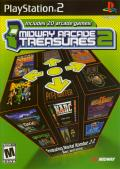 Midway Arcade Treasures 2 PlayStation 2 Front Cover
