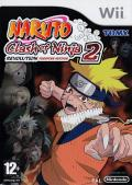 Naruto: Clash of Ninja Revolution 2 Wii Front Cover