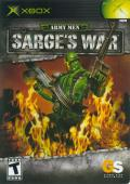 Army Men: Sarge's War Xbox Front Cover