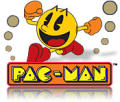 Pac-Man Windows Front Cover