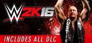 WWE 2K16 Windows Front Cover