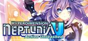 Hyperdimension Neptunia U: Action Unleashed Windows Front Cover