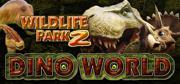 Wildlife Park 2: Dino World Windows Front Cover