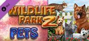 Wildlife Park 2: Pets Windows Front Cover