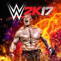 WWE 2K17 PlayStation 4 Front Cover