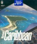 Microsoft Caribbean: Scenery Enhancement for Microsoft Flight Simulator DOS Front Cover