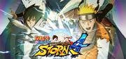 Naruto Shippuden: Ultimate Ninja Storm 4 Windows Front Cover