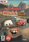 Disney•Pixar Cars: Mater-National Championship Windows Front Cover