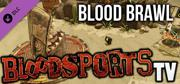 Bloodsports.TV: Blood Brawl Windows Front Cover