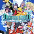 Digimon World: Next Order PlayStation 4 Front Cover