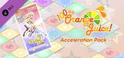 100% Orange Juice!: Acceleration Pack Windows Front Cover