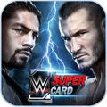 WWE SuperCard iPad Front Cover