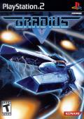 Gradius V PlayStation 2 Front Cover