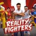 Reality Fighters PS Vita Front Cover