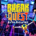 BreakQuest: Extra Evolution PlayStation 3 Front Cover