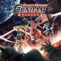 Dynasty Warriors: Gundam Reborn PlayStation 3 Front Cover