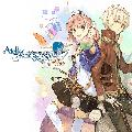 Atelier Escha & Logy Plus: Alchemists of the Dusk Sky PS Vita Front Cover