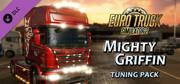 Euro Truck Simulator 2: Mighty Griffin Tuning Pack Linux Front Cover