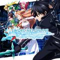 Sword Art Online: Hollow Fragment PS Vita Front Cover