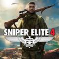 Sniper Elite 4: Italia PlayStation 4 Front Cover