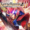 Samurai Warriors 4-II PlayStation 3 Front Cover