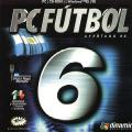 PC Fútbol 6.0 Windows Front Cover