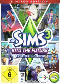 The Sims 3: Into the Future (Limited Edition) Macintosh Front Cover