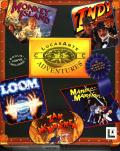 LucasArts Classic Adventures DOS Front Cover