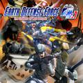 Earth Defense Force 4.1: The Shadow of New Despair PlayStation 4 Front Cover