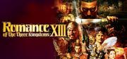 Romance of the Three Kingdoms XIII Windows Front Cover