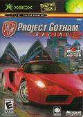 Project Gotham Racing 2 Xbox Front Cover