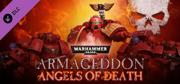 Warhammer 40,000: Armageddon - Angels of Death Windows Front Cover