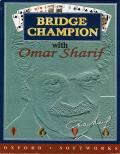 Bridge Champion with Omar Sharif DOS Front Cover