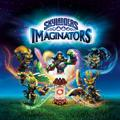 Skylanders: Imaginators PlayStation 3 Front Cover