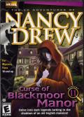 Nancy Drew: Curse of Blackmoor Manor Windows Front Cover